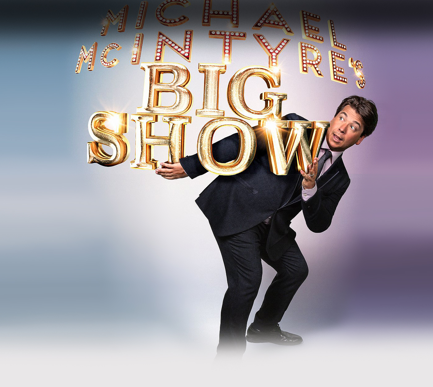 Book Tickets For Michael McIntyre's Big Show | Applausestore