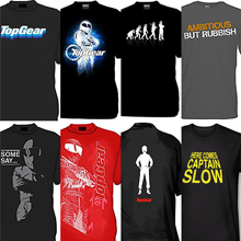 The Top Gear 5 Mystery T-Shirt Bundle!