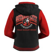 DC - TEAM HARLEY ATHLETICS ZOODIE - BLACK & RED