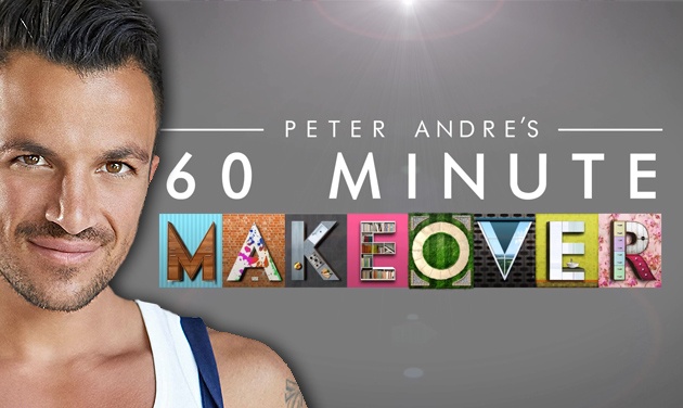 Peter Andre 39 S 60 Minute Makeover