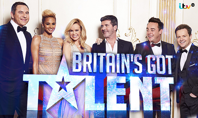 britains got talent shows