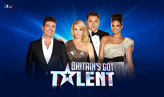 british got a talent