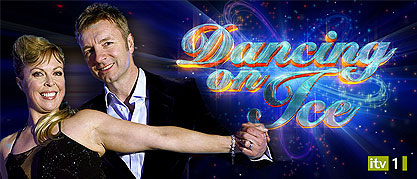 DANCING ON ICE - ITV1
