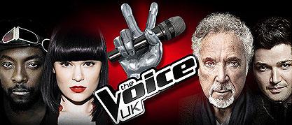 THE VOICE UK - BBC