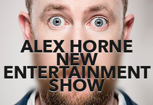 Alex Horne New Entertainment Show