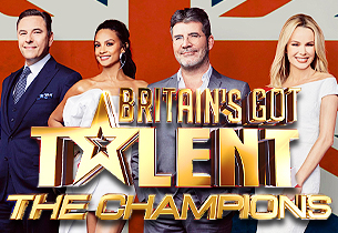 2019 Britain's Got Talent Champions