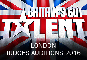 Britain's Got Talent London Judges Auditions 2016