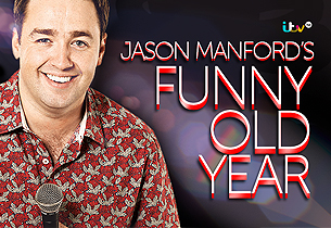 Jason Manford's Funny Old Year