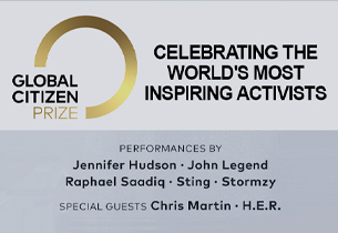 Global Citizen Prize