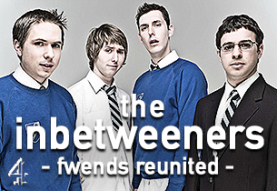 The Inbetweeners – Fwends Reunited