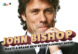 John Bishop hosts a brand new entertainment show