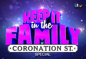 Keep it in the Family - Corrie Special