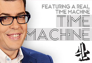Richard Osman's Time Machine