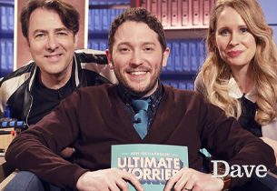 Jon Richardson: Ultimate Worrier 2019