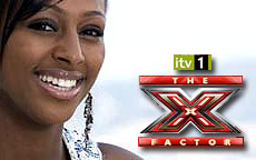 THE X FACTOR FINAL - ALEXANDRA BURKE