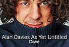Alan Davies As Yet Untitled