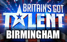 BRITAINS GOT TALENT 2013 - BIRMINGHAM
