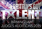 Britain's Got Talent Birmingham Judges Auditions 2015