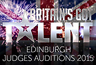 Britain's Got Talent Edinburgh Judges Auditions 2015