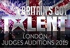 Britain's Got Talent London Judges Auditions 2015