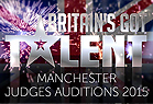Britain's Got Talent Manchester Judges Auditions 2015