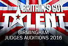 Britain's Got Talent Birmingham Judges Auditions 2016