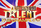 Britain's Got Talent The Champions 2019 - Voting Seats