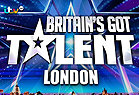Britain's Got Talent London Judges Auditions 2017 & Back Of Shot