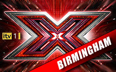 X FACTOR 2011 AUDITIONS - BIRMINGHAM
