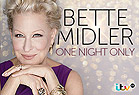 Bette Midler: One Night Only - Comp!
