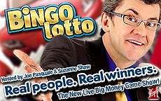 JOE PASQUALE'S BINGO LOTTO
