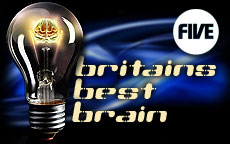BRITAINS BEST BRAIN - FIVE