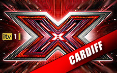X FACTOR 2012 AUDITIONS - CARDIFF