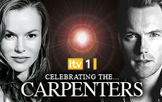 CELEBRATING THE...CARPENTERS - ITV1