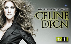 AN AUDIENCE WITH CELINE DION - ITV1