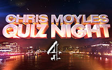 CHRIS MOYLES QUIZ NIGHT - CH4