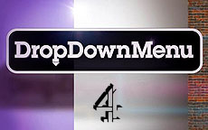 DROP DOWN MENU - CHANNEL 4