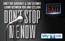 DONT STOP ME NOW! - SKY1