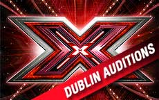 X FACTOR 2010 AUDITIONS - DUBLIN