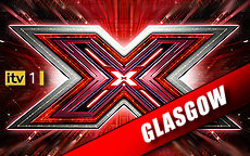 X FACTOR 2012 AUDITIONS - GLASGOW