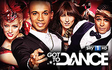 GOT TO DANCE LIVE SEMI FINALS - 2013