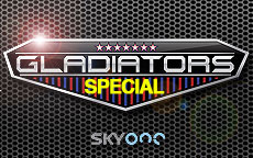 GLADIATORS SPECIALS - SKYONE