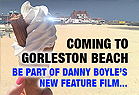 Danny Boyle Feature Film - Gorleston Beach Restricted Access