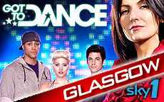 GOT TO DANCE 2011 - GLASGOW AUDITIONS