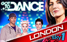 GOT TO DANCE 2011 - LONDON AUDITIONS