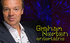 GRAHAM NORTON ENTERTAINS