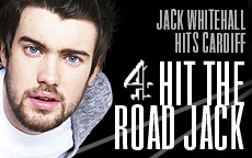 HIT THE ROAD JACK - WALES