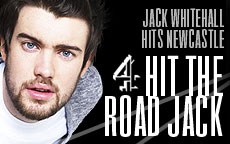 HIT THE ROAD JACK - NEWCASTLE