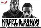 Krept & Konan Live Performance - Don't Hate the Playaz