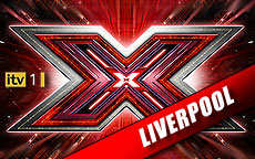 X FACTOR AUDITIONS 2012 - LIVERPOOL